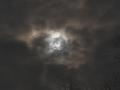 Solformørkelse over Mandemarke 20/3 2015