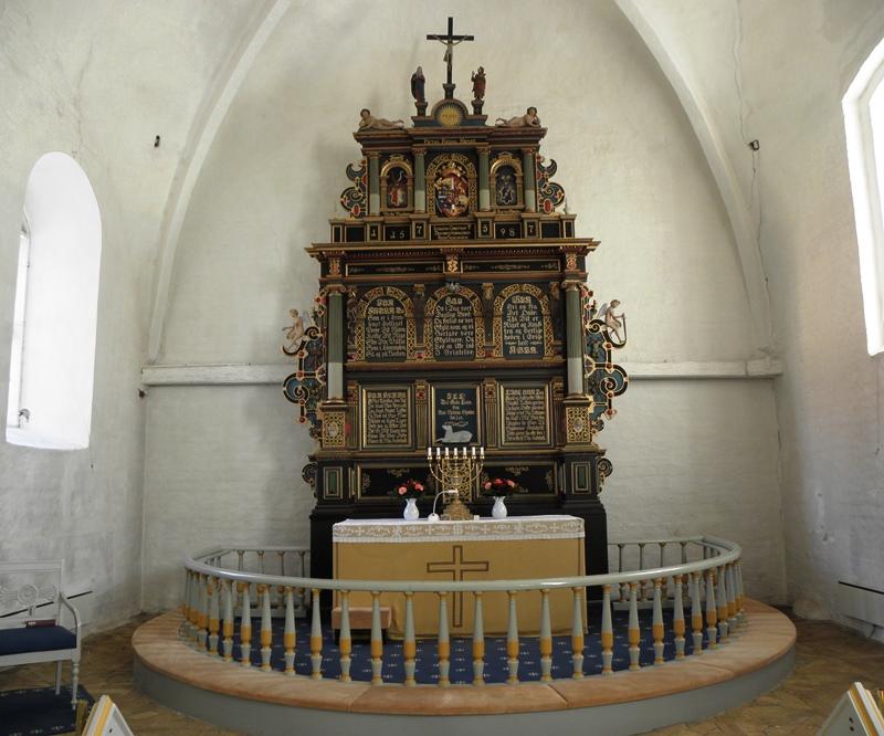 magleby kirke møn