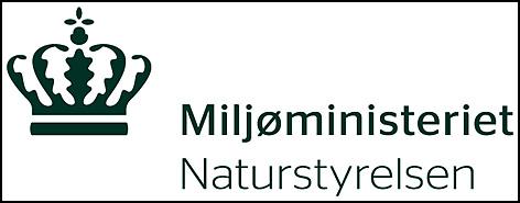 Miljøministeriet Naturstyrelsen - klik for at besøge siden