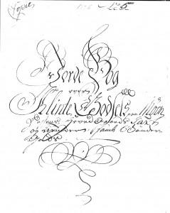 Jordebog for Klintholm Gods 1776