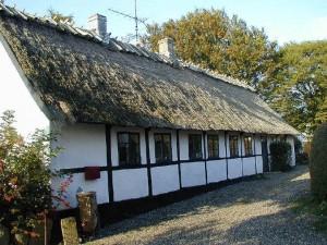 landsbyen_BindvaerkHus