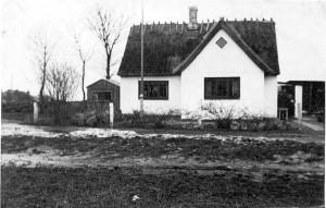 Sådan så huset ud i 1934