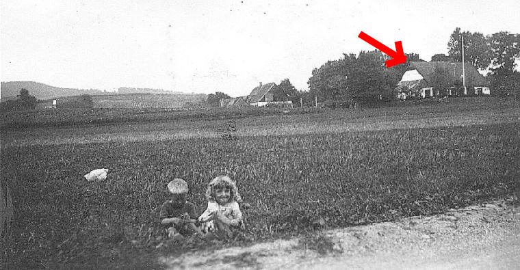 landsbyen_Skovstraedet1941