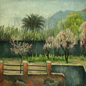 ripcke_edsberg_olaf-southern_landscape_with_orchard_and_palms-1931