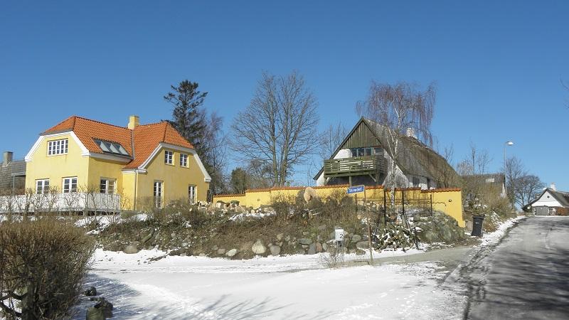 Vinterstemning 12. marts 2013
