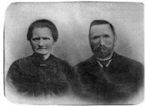 Boede 1901 i huset på Busenevej 1